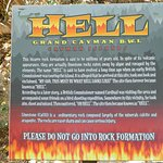 Information about the rock formation