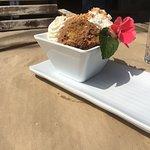 Yummy dessert!