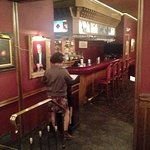 Access to bar