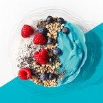 100% plants - Blue Majik Bowl - only at Greenleaf
