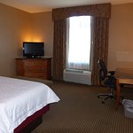 King room -- Hampton Inn Coeur d'Alene