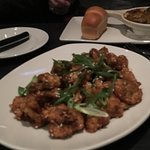 Fried Cauliflower with ginger