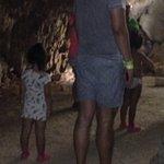 Cancun'da Mağara gezisi