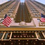 紐約沃里克酒店