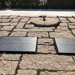 John F. Kennedy Grave Siteの写真