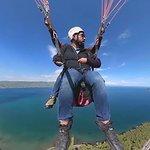 Sevan flight with Albert Poghosyan