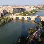 puente sobre el Ebro