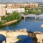 puentes sobre el Ebro