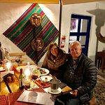 Comida peruana cusqueña. Lindo ambiente y excelente comida típica de la region.
