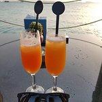 Foto de Q Lounge & Restaurant at Banana Island Resort Doha by Anantara
