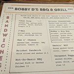 Bobby D's BBQ at the English Kitchen
