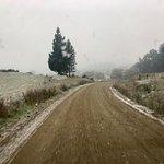 Snow ! leaving Hyde