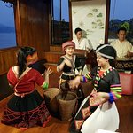 Traditional dance and music show