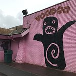 The famous voodoo donut