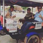 Tuk Tuk Okay Siem Reap Cambodia - Time to visit Angkor Cambodia