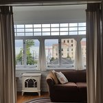 River Suite Sun Porch View