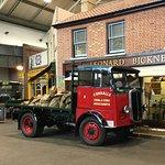 Coal Merchants Truck