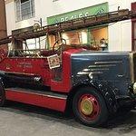 Hampshire Fire Service Truck