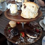 Our members afternoon tea