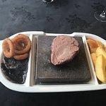 Star turn. Fillet steak before cooking