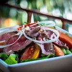Fresh Thai beef Salad