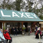 Laxey Station.