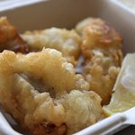Beer Battered Oysters $48/pcs