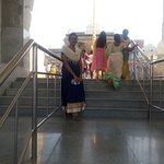 Step way to hill gradiant