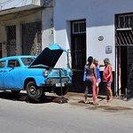 Gossip and car repair