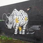 Camden Town, day after the Street Art Tour.