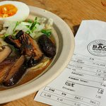 Ramen to die for from Bao Wow