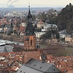 Photo de Château d'Heidelberg