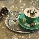 Cafe Mozart – fénykép