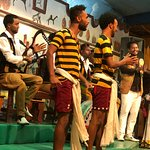 Traditional Dances on Stage