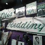 Part from Otis Redding's plane crash in Madison, WI
