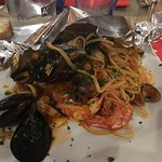 Photo de Le mani in pasta
