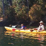 Kayaking is the perfect outing for the whole family.No experience required.