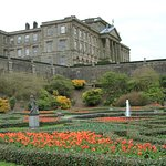 Lyme Hall and Italian garden