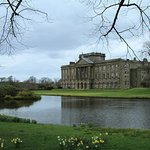 Lyme Hall from garden