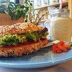 Bilde fra Eco-cafeteria Anam