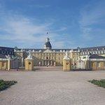 Schloss Karlsruhe Foto