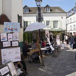 Foto de Place du Tertre