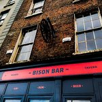 The Exterior of Bison Bar, Dublin
