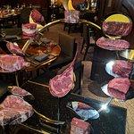 the steak trolley