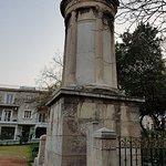 صورة فوتوغرافية لـ Monument of Lysikrates