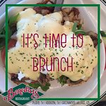 It's time to brunch at Benedicts.