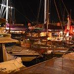 Hafen von Kyrenia (Girne) Foto