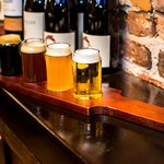 Beer Flights, Your Choice from 16 taps