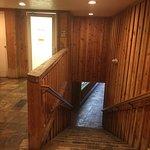 Long hallway journey to Fanny's
