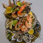 Shor Seafood Tower
